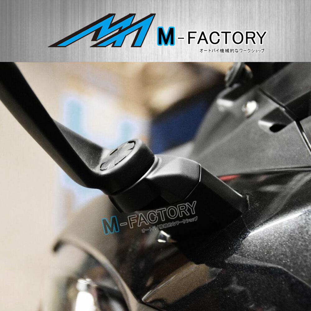 Fit Kawasaki NINJA 1000 SX 11 12 13 14 15 side Mirrors Extenders Riser Adaptor