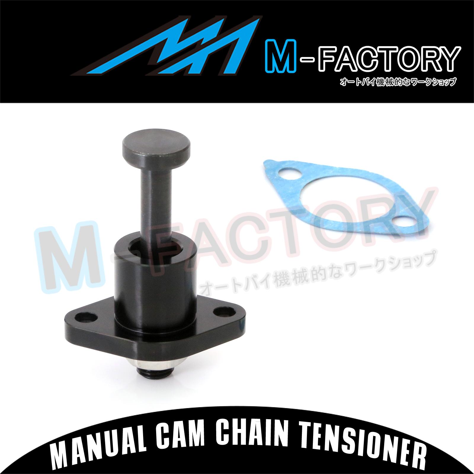 New Black Billet Manual Cam Chain Tensioner Fit Yamaha MT-09 14-17 14 15 16  17